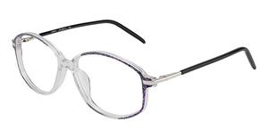 Silver Dollar Poppy Eyeglasses