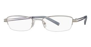 Silver Dollar Cruz Eyeglasses
