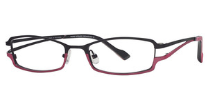 Aspex T9593 Black/Medium Violet Red