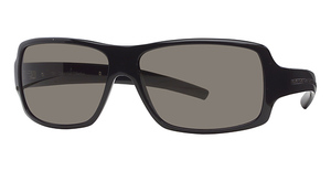 Calvin Klein CK688S Black/Smokey Grey Gr. Len