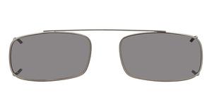 Hilco Sun Clips, Low Rectangle Sunglasses