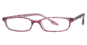 A&A Optical L4023 Pink Swirl