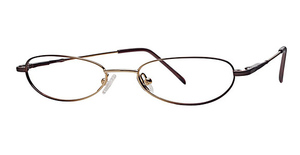 Royce International Eyewear N-1 Brown/Gold