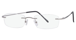 Manzini Eyewear Thinair 17 Gunmetal