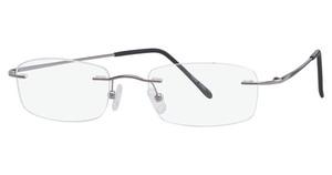 Manzini Eyewear Thinair 17 Gunmetal