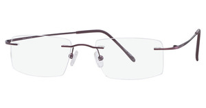 Manzini Eyewear Thinair 19 Antique Burgundy