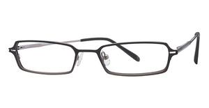 Silver Dollar Fox Eyeglasses
