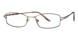 Silver Dollar Cashmere 418 Eyeglasses