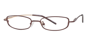 Modern Optical Brazil Brown / Gold