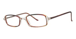 Modern Optical Glow brown-in-line