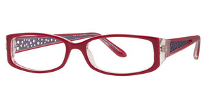Aspex T9591 Clear Red Crimson