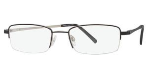 Aspex T9601 90 Matte Black/Shiny Silver
