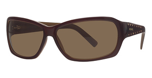 Michael Kors M2636S Brown Caramel