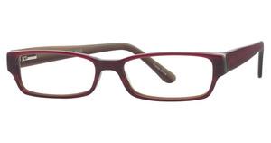 Continental Optical Imports Fregossi 357 Dark Rose