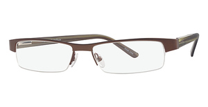 Perry Ellis PE 881 Dark Brown