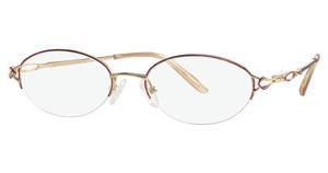 Manzini Eyewear Manzini Titanium 110 Eyeglasses