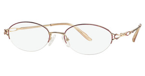 Manzini Eyewear Manzini Titanium 110 Rose Multi