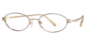 Manzini Eyewear Manzini Titanium 109 Rose Multi