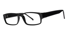 Modern Optical Clout Black