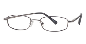 Modern Optical Chairman Matte Grey