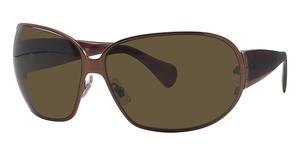 Calvin Klein CK447S Lt Bronze/Brown Lenses