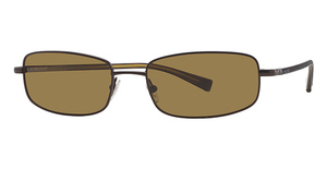 Nautica Port Polarized Satin Brown