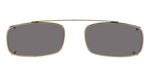 Hilco Flash Mirrored Low Rectangle Eyeglasses