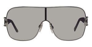 Burberry BE 3001 Gunmetal W/Black & Bluegrey Fade Temples