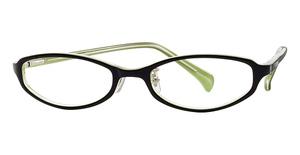 Calvin Klein CK821AF Black/ Chartreuse