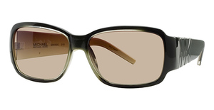 Michael Kors M2650S Olive w/Smoke Olive Lenses