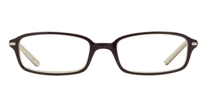 Brooks Brothers BB 674 Brown/Ivory