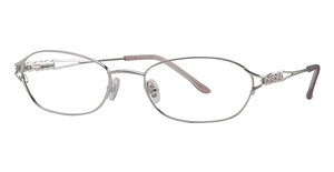 Laura Ashley Lucille Pink Silver