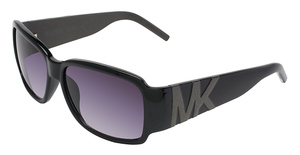 Michael Kors M2650S Black w/Smoke Fade Lenses
