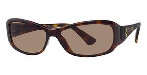 Michael Kors M2654S Dark Tortoise w/Smoke Brown Fade Lenses