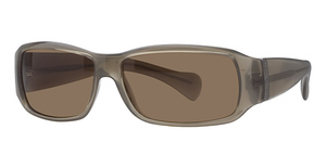 Calvin Klein CK683S Quartz/Dp Brown Grad Lens