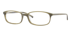 Brooks Brothers BB 671 Olive Horn