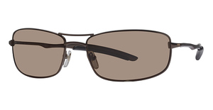 Nautica Escape Polarized Shiny Brown