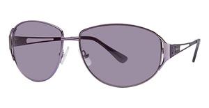 Michael Kors M2026S Lilac w/Smoke Fade Lenses