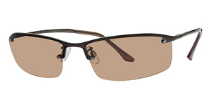 Nautica Stargazer Polarized Shiny Brown