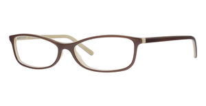 Brooks Brothers BB 676 Coffee/Cream