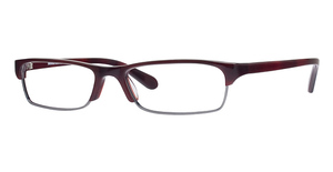 Brooks Brothers BB 690 Red Marble