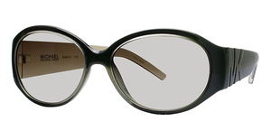Michael Kors M2651S Olive w/Smoke Brown Lenses