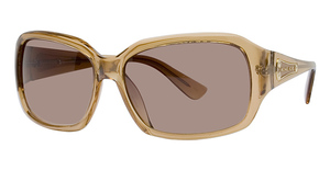 Michael Kors M2667S Nude w/Smoke Brown Fade Lenses