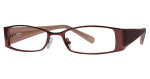 Capri Optics DC 47 Burgundy