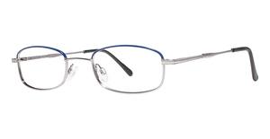 Modern Optical Rare Blue/Grey