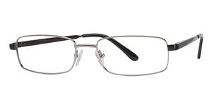 Silver Dollar Jonah Eyeglasses