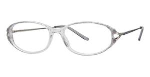 Silver Dollar Flora Eyeglasses
