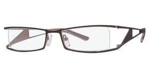 Aspex LR-7009 Shiny Dark Brown/Rosy Brown