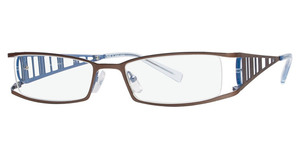 Aspex LR-7507 Satin Rosy Brown/Steel Blue