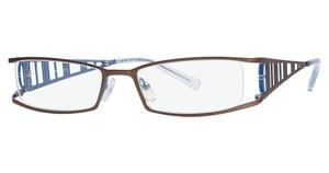Aspex LR-7507 Satin Rosy Brown/Steel Blue